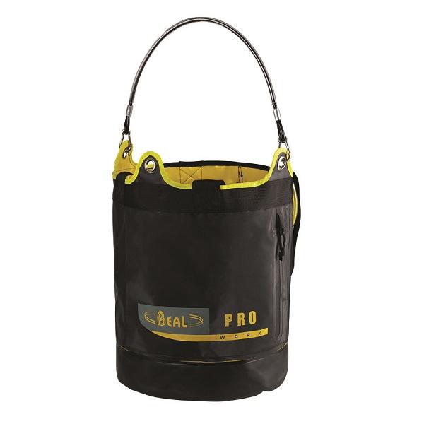 Beal Genius Bucket tool bag | Beal work at height & rope access equipment