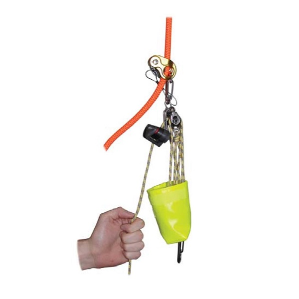 Lyon casualty pick-off hoist | Lyon work at height & rope access equipment
