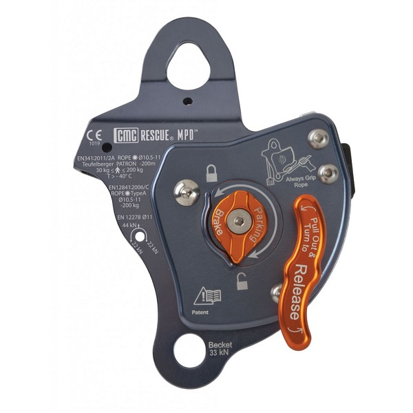 CMC Rescue MPD (Multi-purpose device) | CMC Rescue work at height & confined space equipment