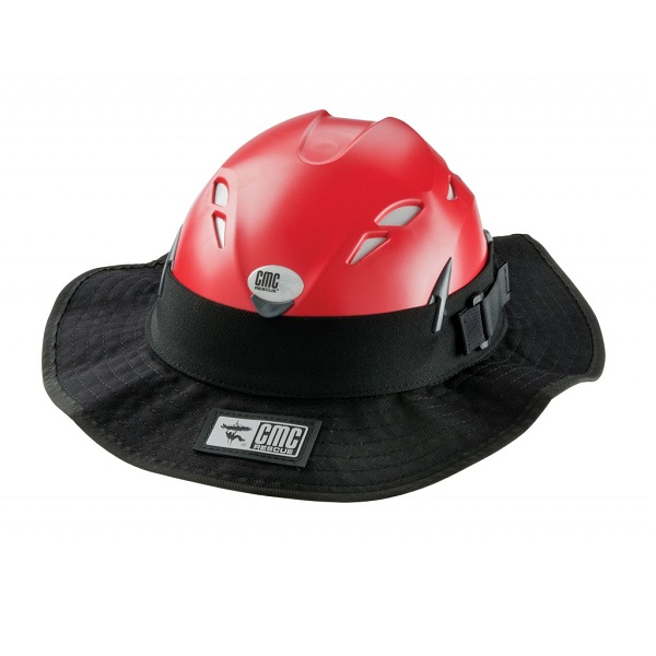 CMC Rescue sunbrero (helmet sun protection) | CMC Rescue work at height and confined space equipment