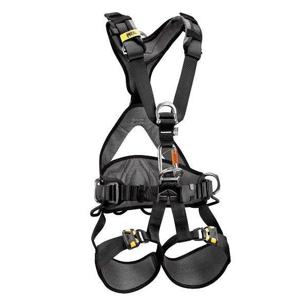 Petzl Avao Bod Fast fall arrest/rope access harness | Petzl work at height & rope access equipment