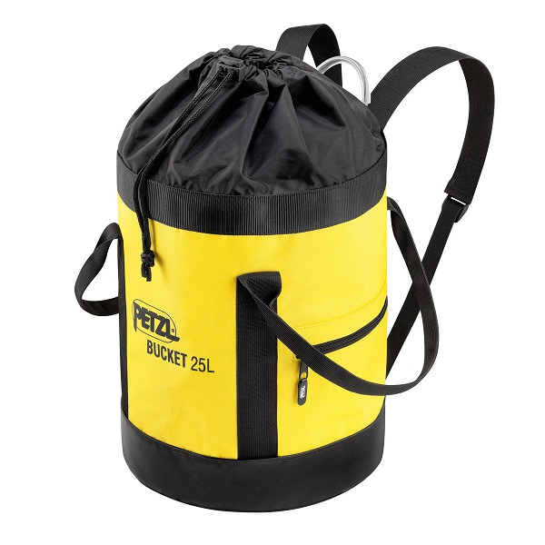 Petxl Bucket bag | Petzl work at height & rope access equipment