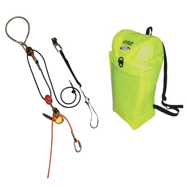 Lyon Synergy pick-off rescue kit | Lyon work at height & rope access equipment