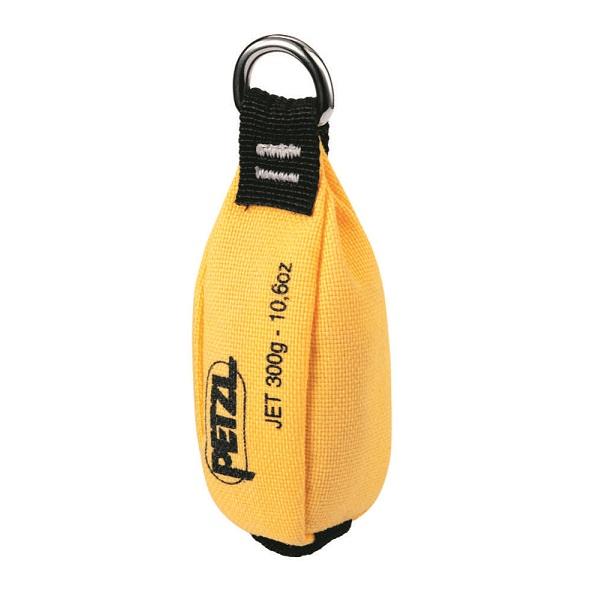 Petzl Jet arborist throw bag | Petzl work at height & rope access equipment