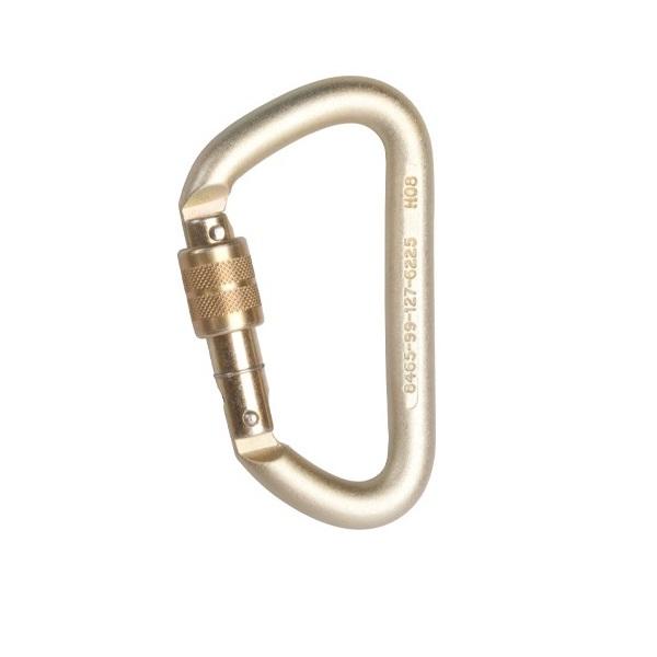 DMM offset D karabiner | Work at height & rope access equipment