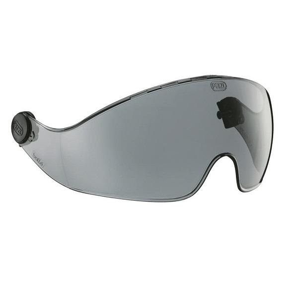 Petzl Vizir Shadow helmet visor/eye shield | Petzl work at height & rope access equipment