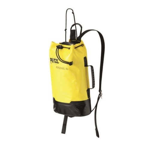 Petzl Personnel backpack   Petzl work at height & rope access equipment