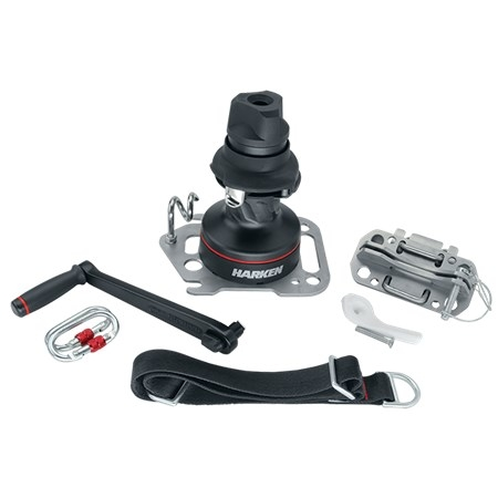 Harken Industrial LokHead Winch Kit